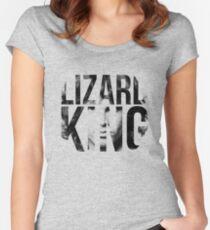 Lizard King Women's Fitted Scoop T-Shirt