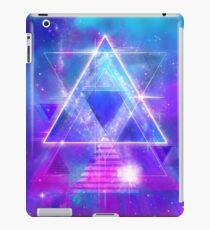 Space Vector 3 - Synth Galactic Vaporwave iPad Case/Skin