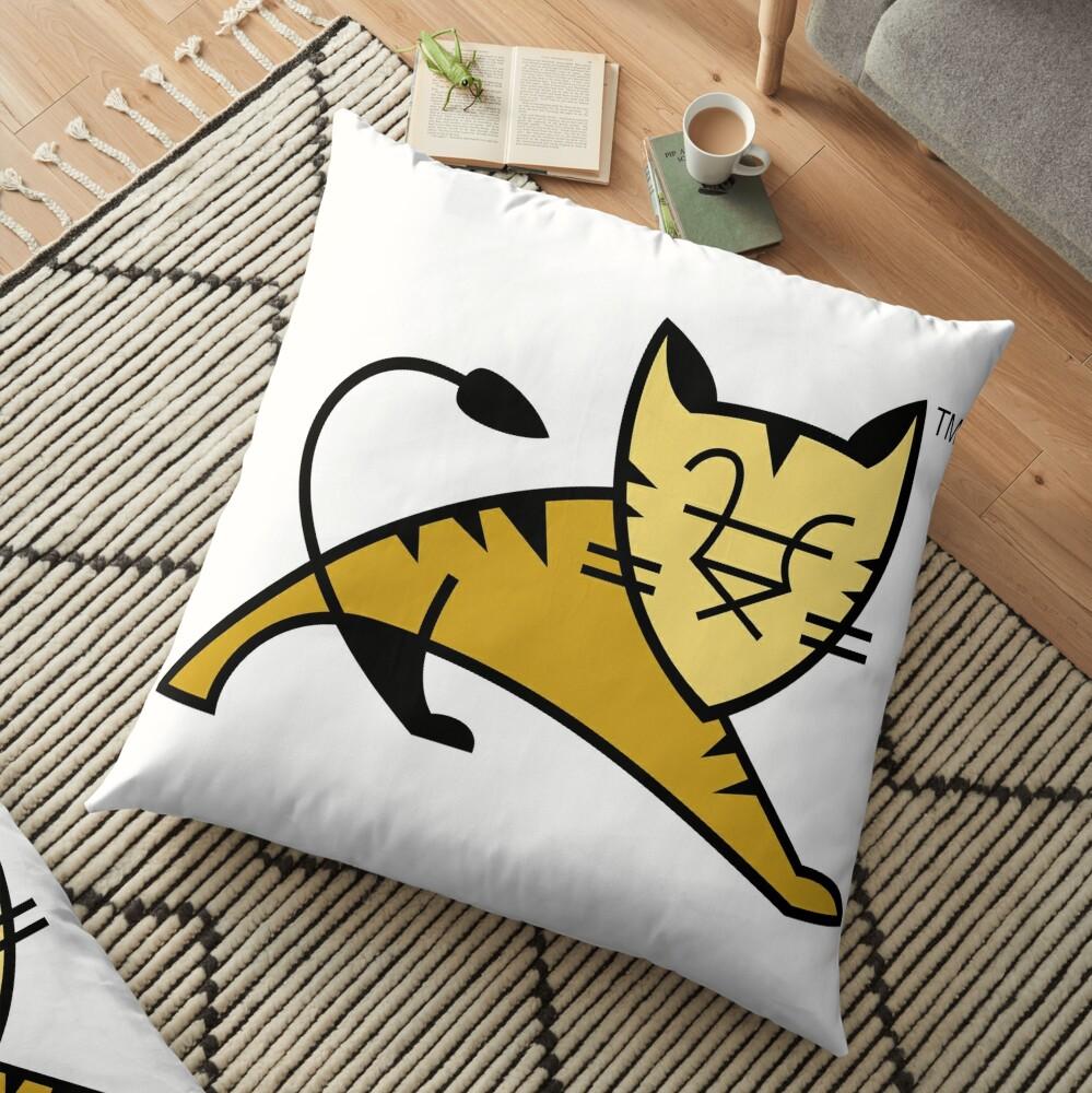 Apache Tomcat Floor Pillow