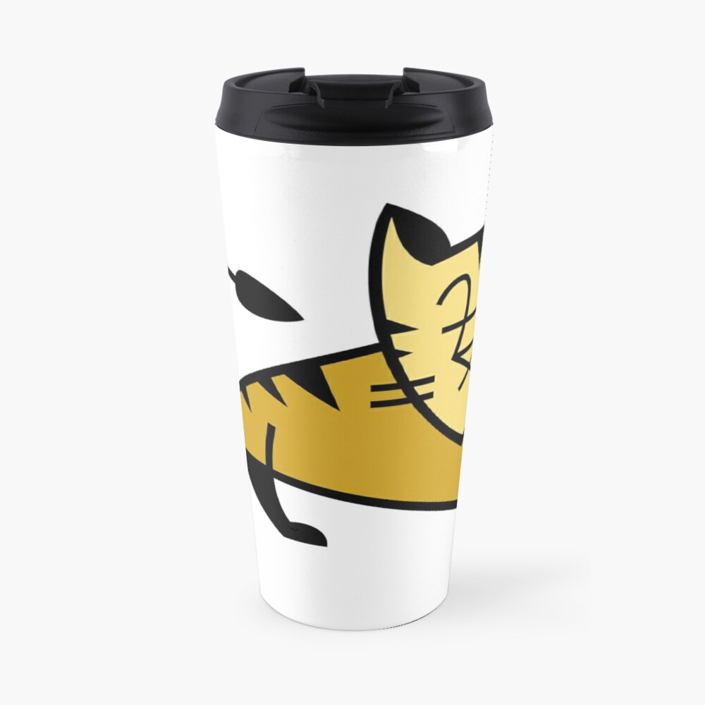 Apache Tomcat Travel Mug