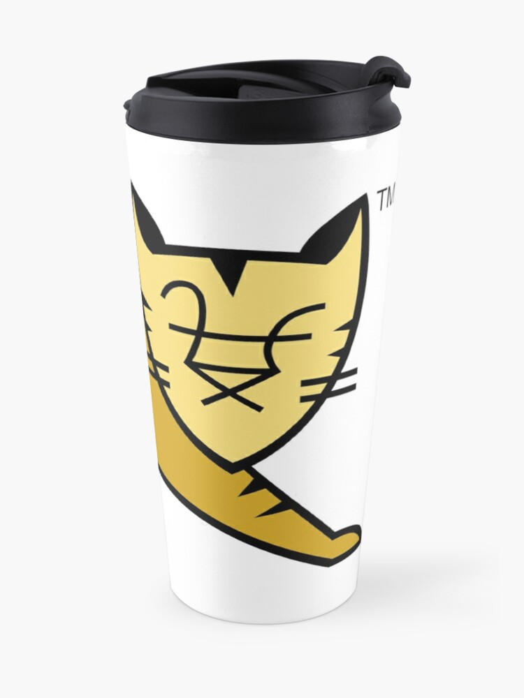 Alternate view of Apache Tomcat Travel Mug