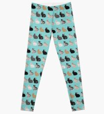 Free The Bunnies Leggings