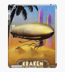 Steampunk Airship: Pharaoh's Glory iPad Case/Skin