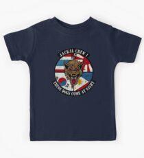 USAF 17th Squadron Jackal Kids Tee