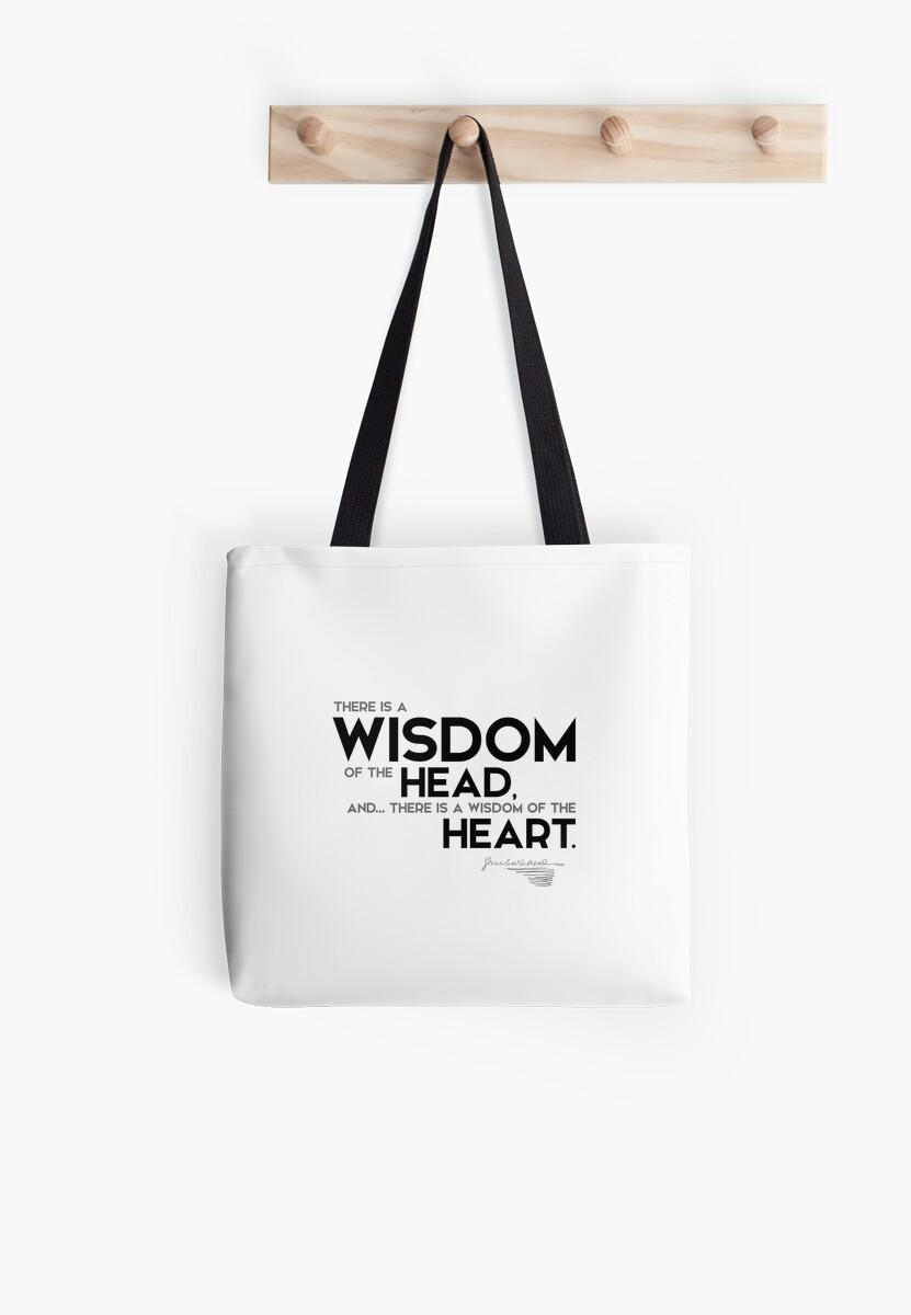 wisdom of the head, wisdom of the heart - charles dickens by razvandrc