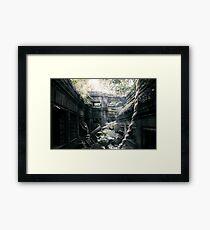 Beng Mealea Framed Print