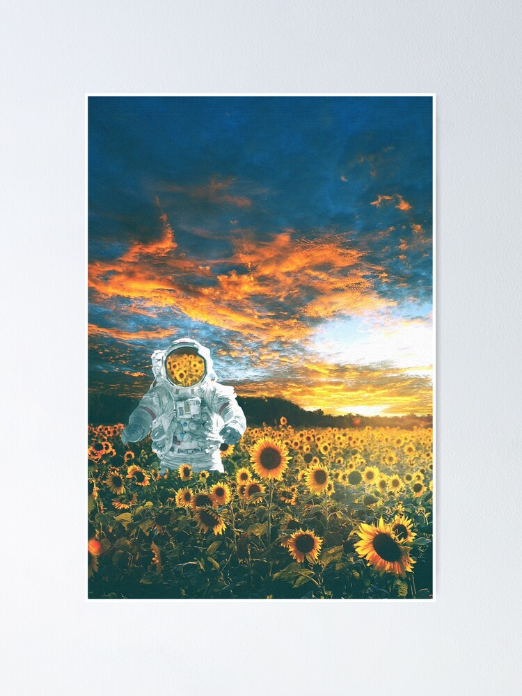 Alternate view of In a galaxy far, far away Poster
