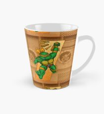 Michelangelo is a party dude Tall Mug
