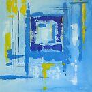 Deep Blue by Tony Alexander
