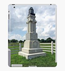 Gettysburg, Ohio 8th Monument iPad Case/Skin