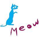 Meow! by icelaperezbravo
