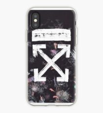 Off White Galaxy Brushed Case iPhone Case