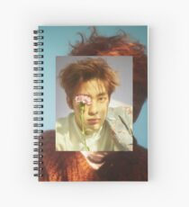NCT Jaehyun Poetic Beauty Spiral Notebook