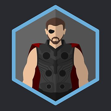 God of Thunder Icon by TheLivingEthan