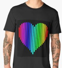 Techno Love Men's Premium T-Shirt