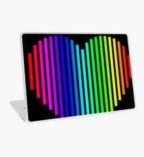 Techno Love Laptop Skin