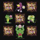Sugar Bugs all 4 logo 2 by atombat