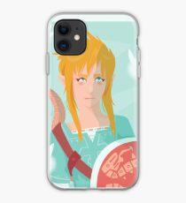Legend Of the Wild iPhone Case
