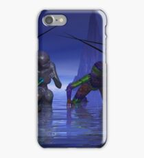 Defending Your Home iPhone Case/Skin
