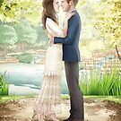 Fitzsimmons - Wedding Portrait by eclecticmuse