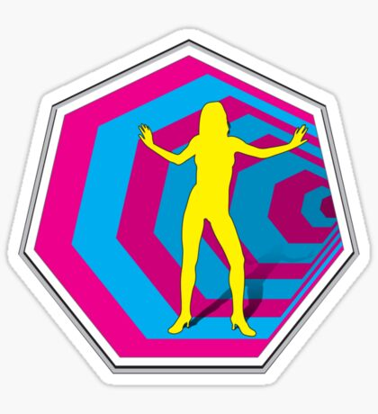 The Dance Tunnel Sticker