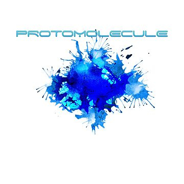 The Expanse Protomolecule  by Punchzip