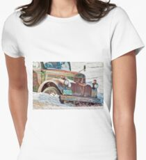 Motorhead activé T-shirt col V femme