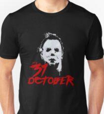 31 october Unisex T-Shirt