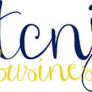 TCNJ business  by Sam Palahnuk