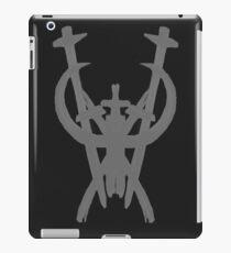 Ghostpuncher Sigil Gray iPad Case/Skin