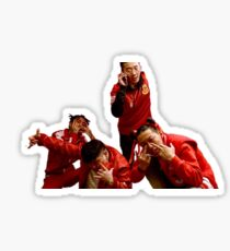 Higher Brothers - Made In China Sticker
