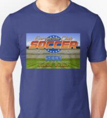 European Club Soccer - Mega Drive T-Shirt