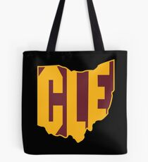 Cleveland, Ohio Tote Bag