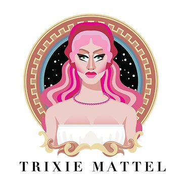 Trixie Mattel Aphrodite by thebuckred