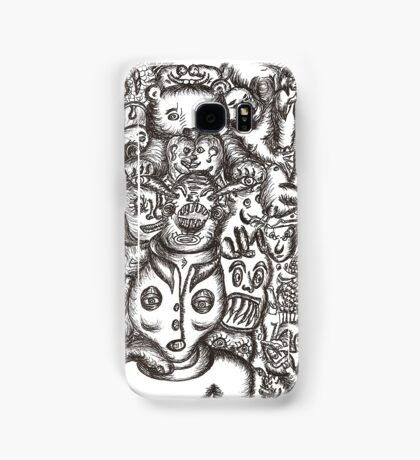 Escapees from the mind Samsung Galaxy Case/Skin