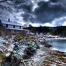 Springwater Lodge, Mayne Island by toby snelgrove  IPA
