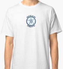 Ocean Drive - South Carolina.  Classic T-Shirt