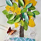 LEMON TREE IN PIECES by Alma Lee