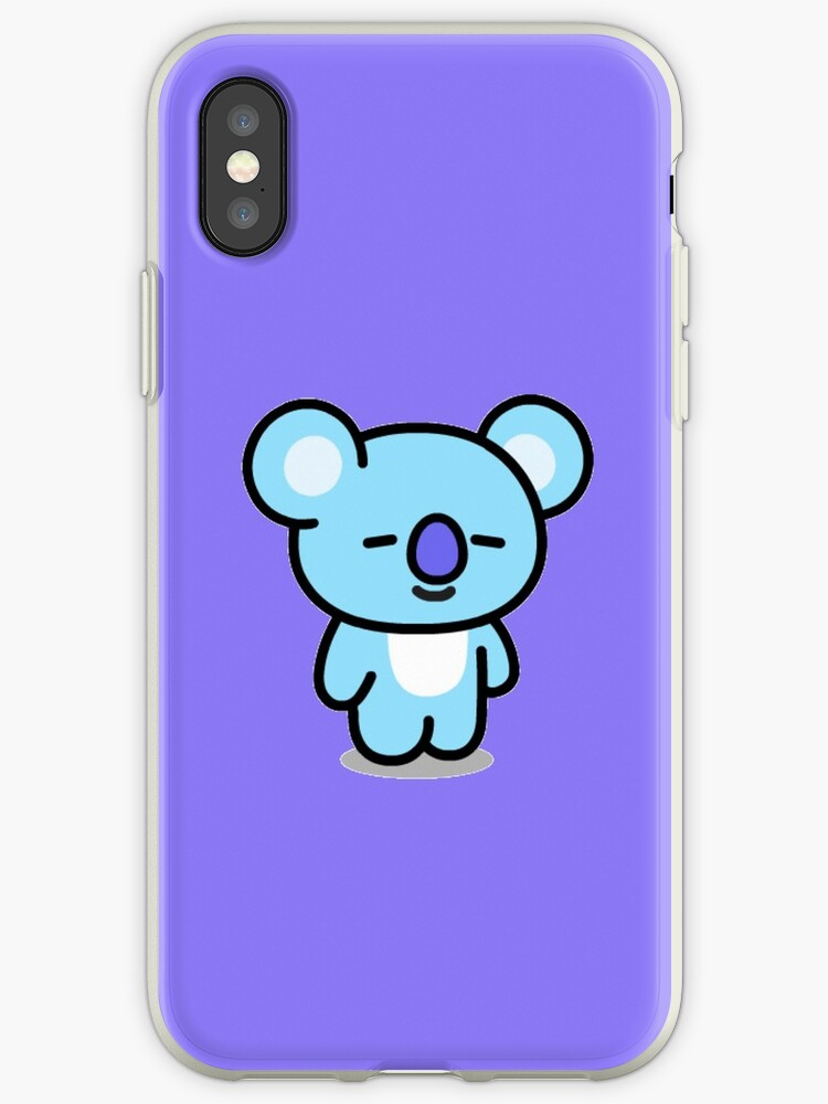 sports shoes 3bda8 41671 'KOYA - BT21' iPhone Case by jade flowers