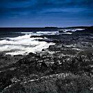 Goanna Headland - Evanshead NSW by Jennifer Craker