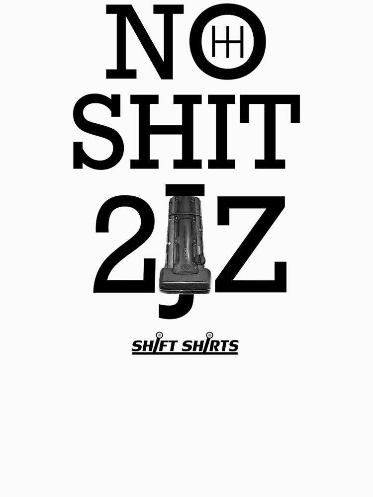 Shift Shirts 10 Second Car - 2JZGTE by ShiftShirts