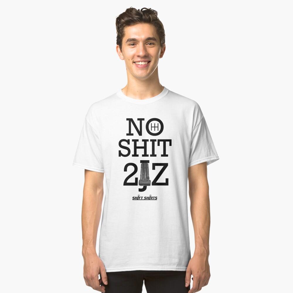 Shift Shirts 10 Second Car - 2JZGTE Classic T-Shirt