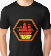Sailing Slim Fit T-Shirt