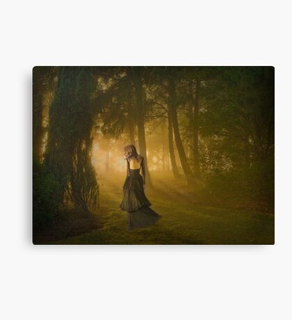 Looking for Love ... Canvas Print