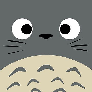 Curiously Totoro by CanisPicta