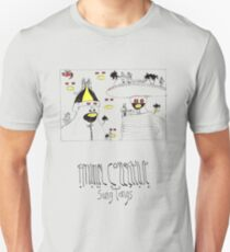Animal Collective Sung Tongs Concept Art Unisex T-Shirt