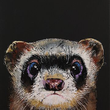 Ferret by michaelcreese
