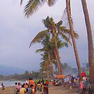 Timor Beach scene by IntrepidTravel