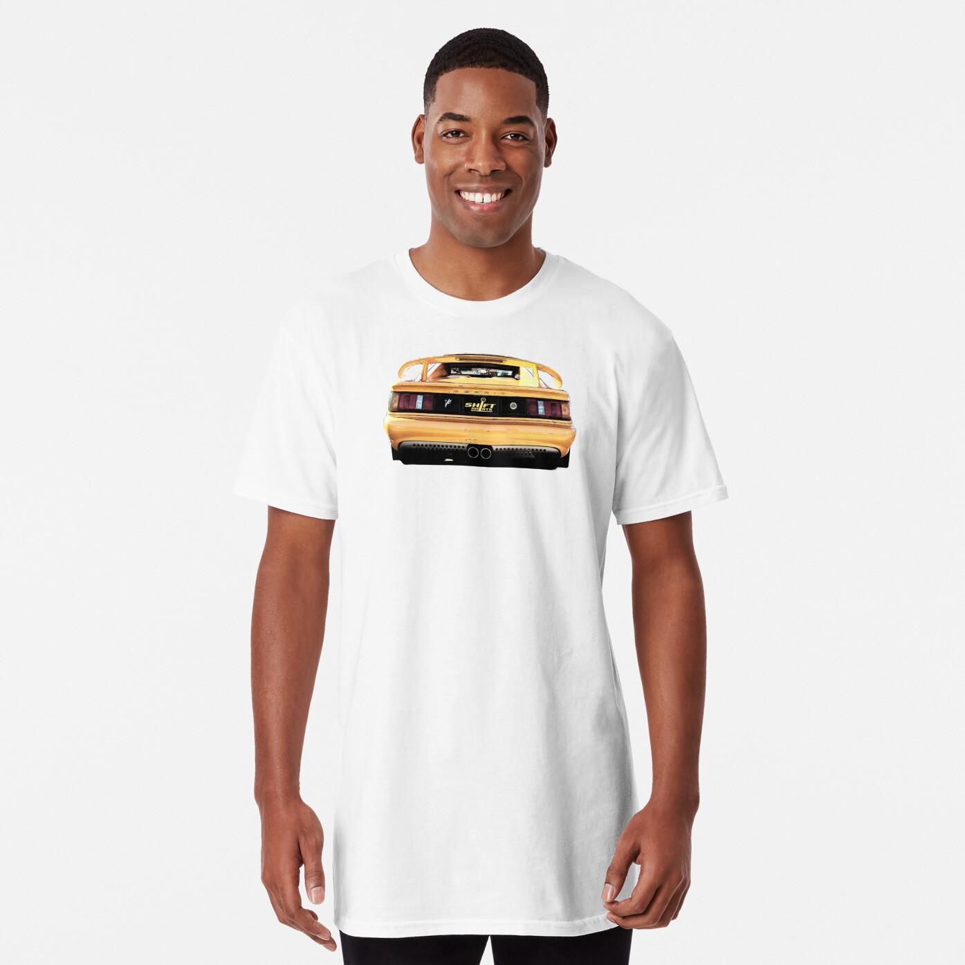 Shift Shirts Drink V8 Long T-Shirt Front