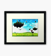 Fantaisie Framed Print